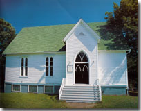 Wesley United Church Eureka