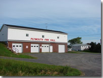 Plymouth Fire Hall